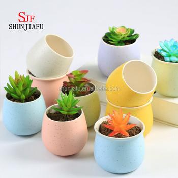 Ceramic Small Planter Pots