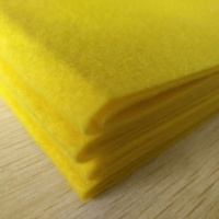 yellow chamois cloth dish cloth needle-punched nonwoven wipe rolls germany nonwoven cleaning cloth