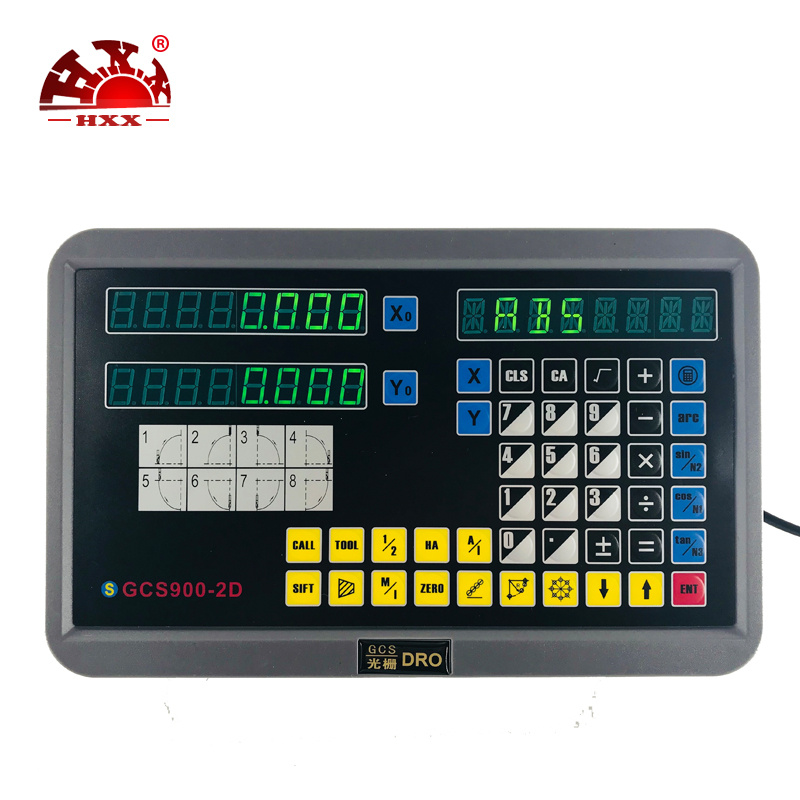 HXX optical instrument DRO digital readout used for mill lathe drilling machine