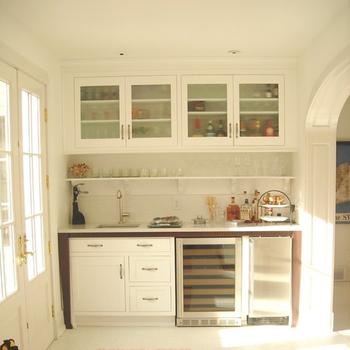 Cucina Contemporanea Essenziale,Shaker Stile Piccola Cucina,Mini ...