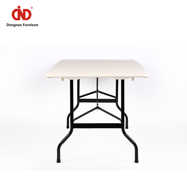 Wholesale High Quality Factory Customized Square Lightweight Outdoor Portable Folding Table