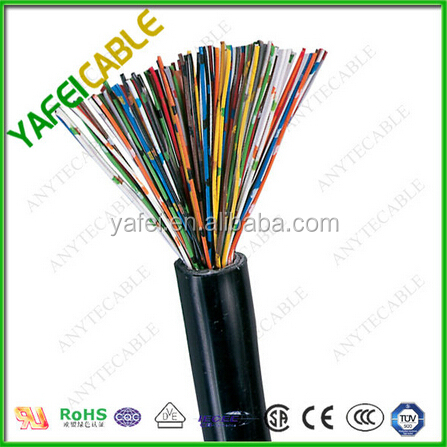 25 200 600 pair underground telephone cable