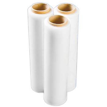 Ample supply and prompt delivery new coming clear stretch film shrink film wrap
