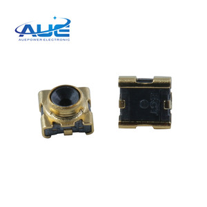 Gold Plating Micro RF Coaxial RF Switch Connector