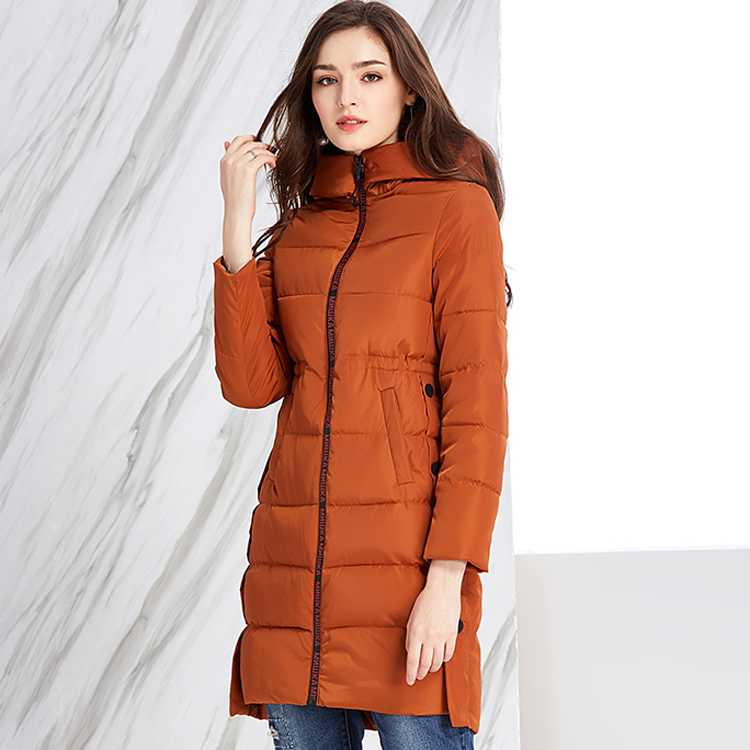 Winter women's jacket quilted padding jacket