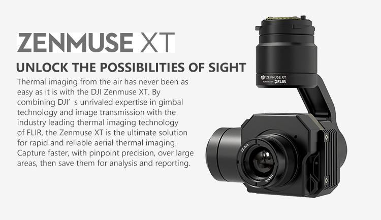 Original Thermal Imaging Dji Zenmuse Xt 640x512 With 9mm Lens Radiometric  Camera - Buy Mobile Camera Lens,Thermal Dji Zenmuse Xt,Dji Xt Camera  Product
