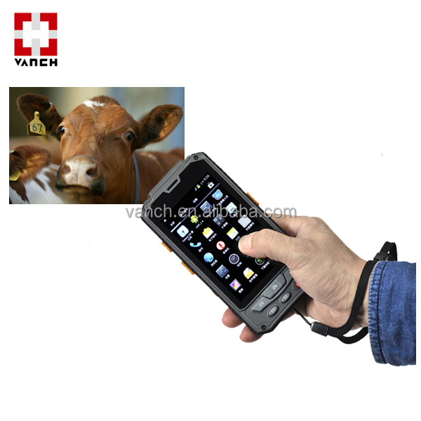 VANCH RFID animal ear tag/WIFI rfid reader for cattle tracking management