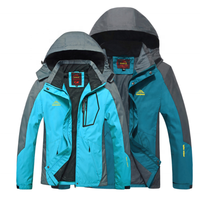 Sports Outdoor Wholesale Breathable Waterproof Mountaineering Suit Custom Skiing Jacket