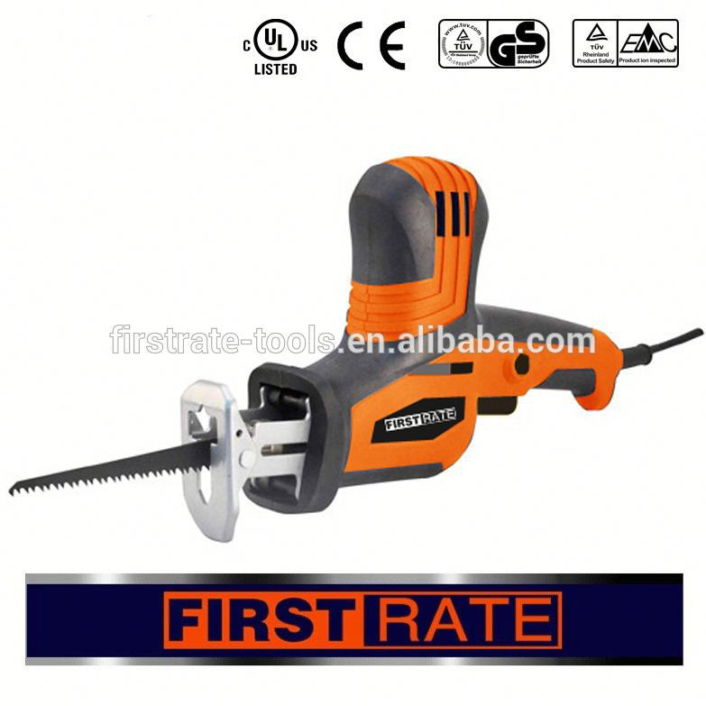 350W 60mm variable speed orbital reciprocating saw bi metal sawzall blades for tree trimming