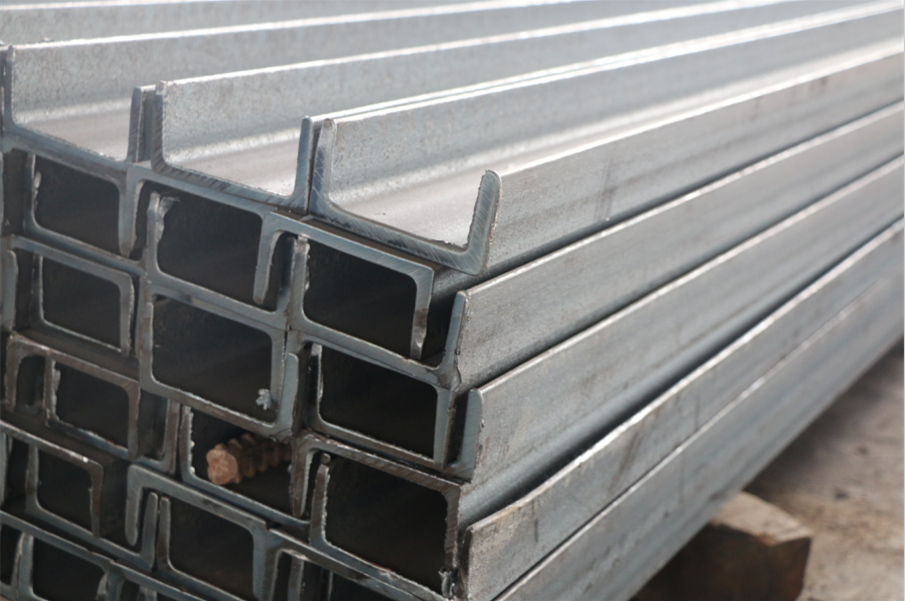 Steel Frame Structural Trench Drain C Shape Channel Steel
