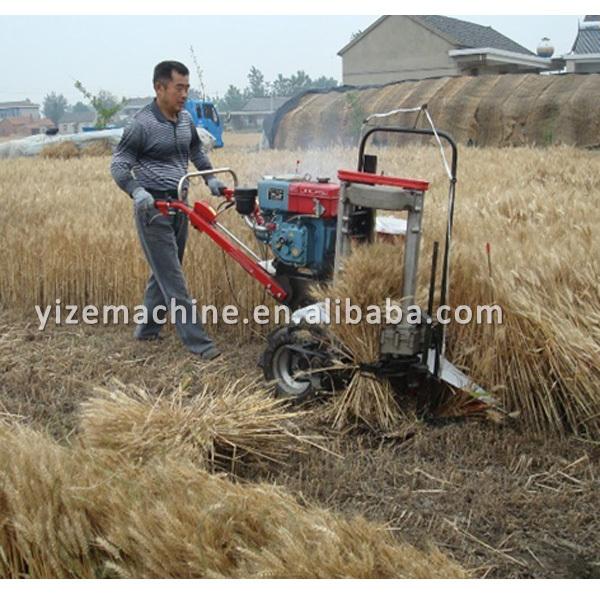 Mini Reaper Binder / Mini Rice Combine Harvester / Reaper