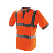 Hi vis reflective safety t- shiirt