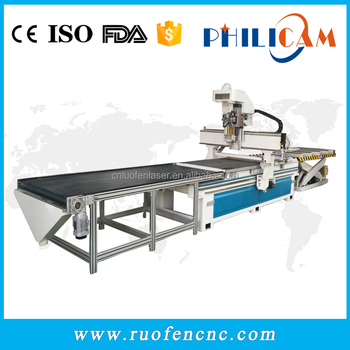 Cnc Automatic Tool Changer atc cnc router wood carving machine