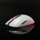 Top sales X12 LED wired mouse 3200 DPI computer mouse USB Wired Optical High Precision 6 Breathig LED Color Gaming Mouse