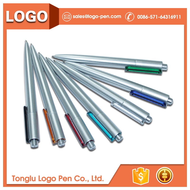 promotional plastic ball machine stand pen