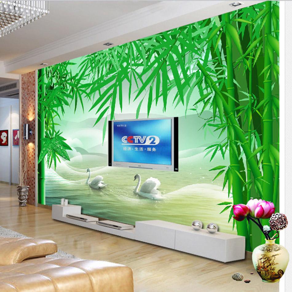 online kaufen gro handel landschaft tapeten wandbilder aus china landschaft tapeten wandbilder. Black Bedroom Furniture Sets. Home Design Ideas