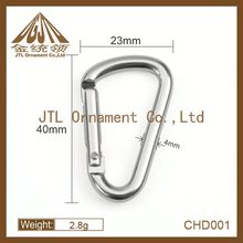 Fashion metal keychain carabiner