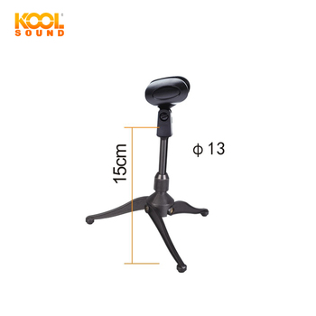 Ms28 Professional Desk Microphone Stand Table Mic Stand