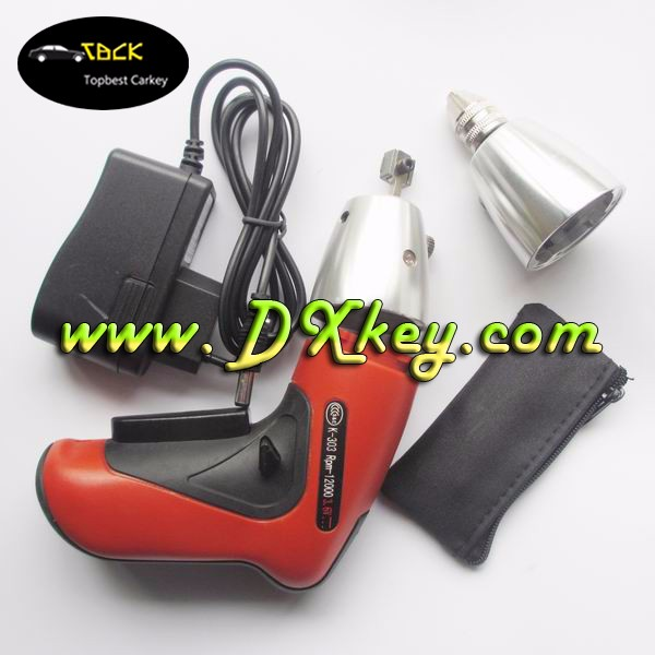 Topbest lock pick gun for Original ordless Klom Electric Pick Gun OBD2 car locksmith tool klom pick gun