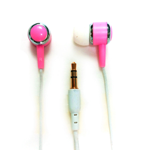 Good quality fashion design new best stylish plastic case funny earphone