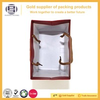 New product packaging paper bag happy birthday gift bag