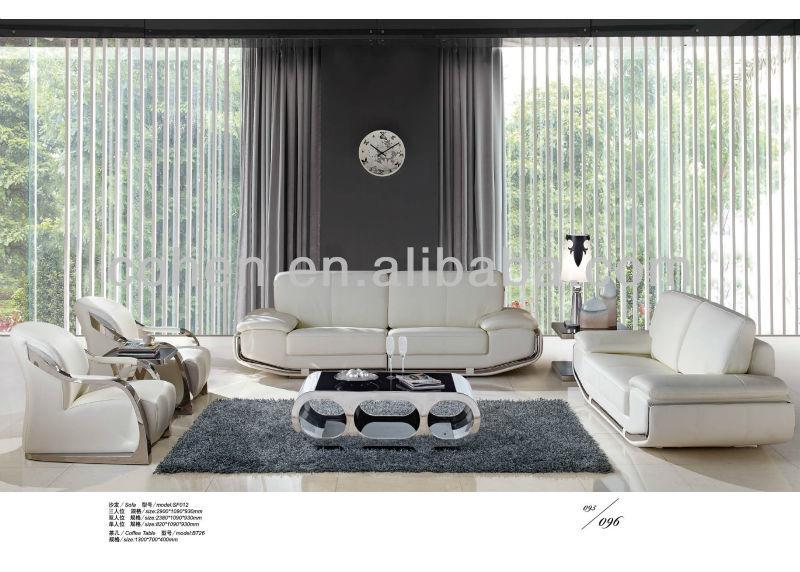 2015 beliebte wohnmöbel echt leder sofa/moderne wohnzimmer sofa ... - Moderne Wohnzimmer Sofa