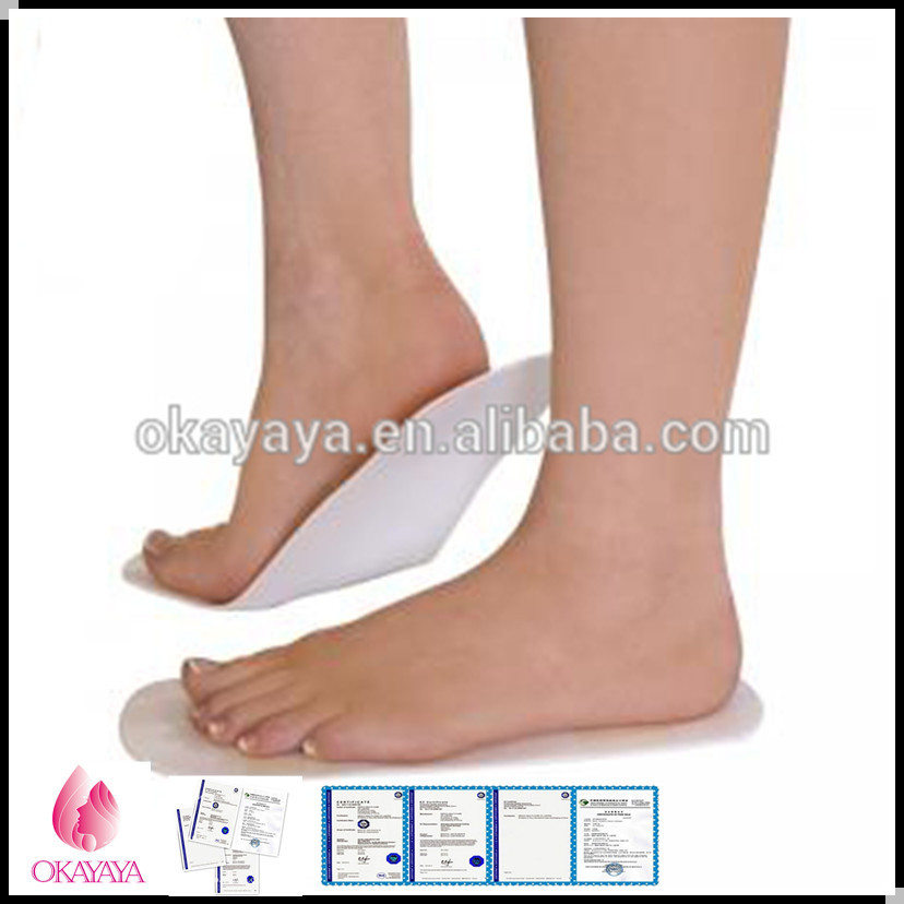 disposable EVA sticky feet for spray tanning and nail salon