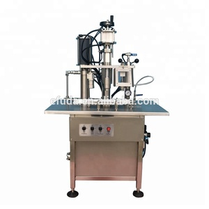 Automatic canned fresh air oxygen filling machine with Tin-plate cans and Aluminum cans