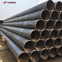 ASTM Hot Dipped Galvanized spiral pipe