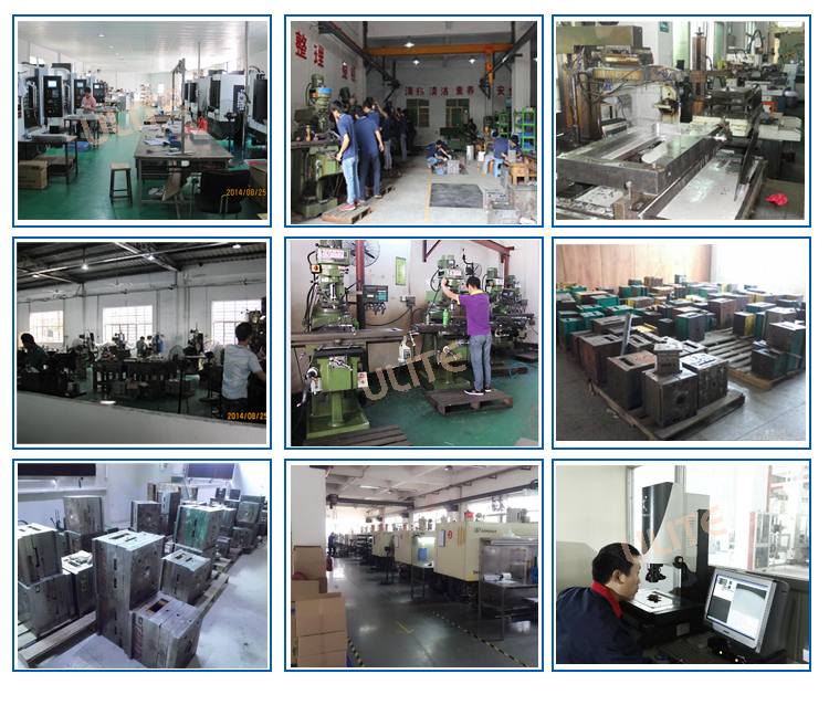 China Custom Plastic Mold Making Companies ABS PC material injection molding toy parts cover frame and custom mold maker