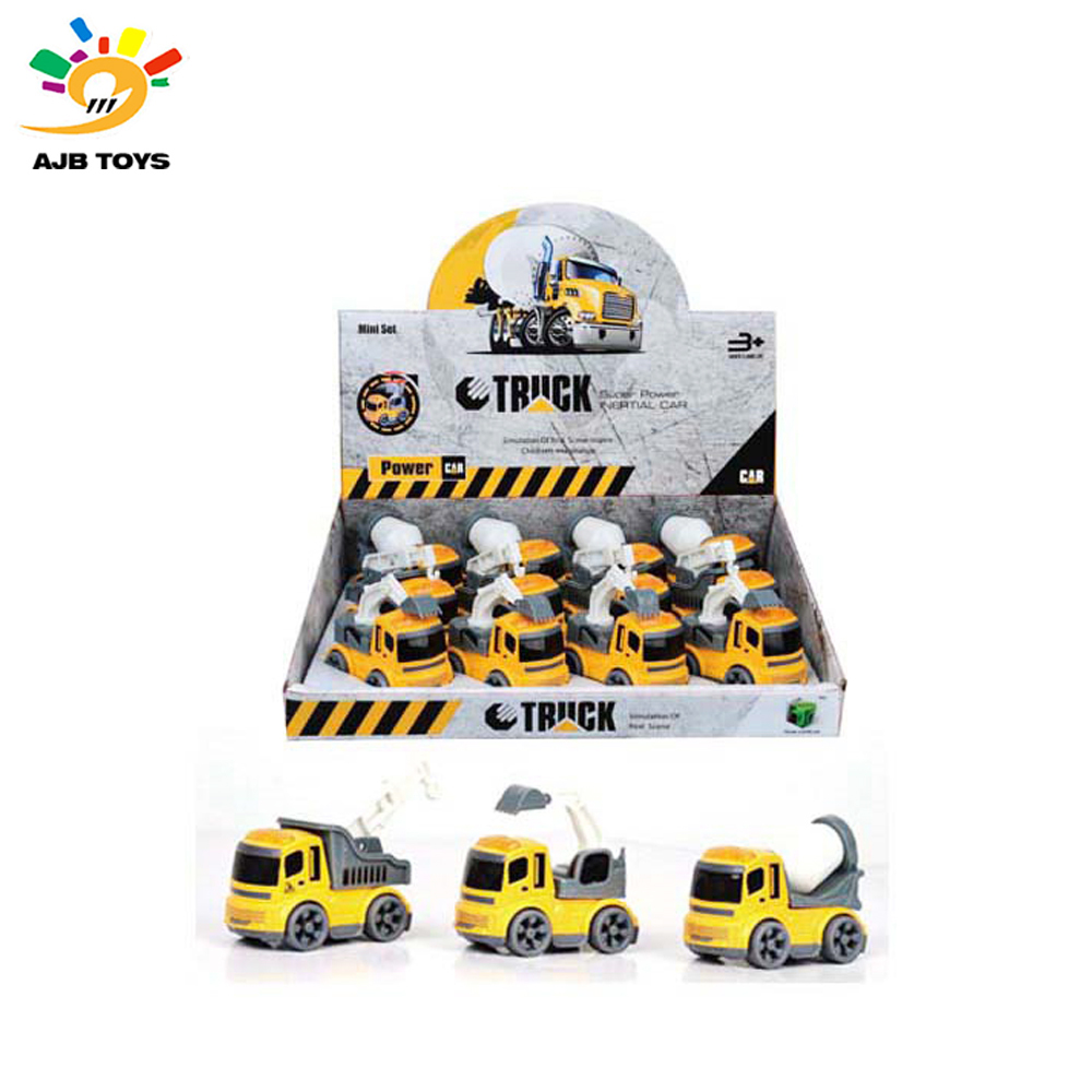 Cheap price friction truck toys with BIS test