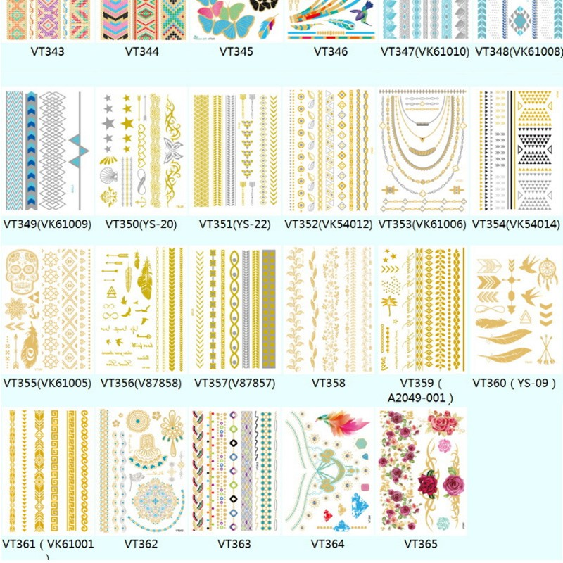 yiwu new products large temporary tattoo for arm