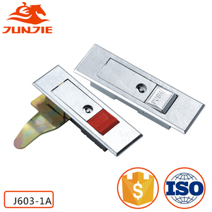 zinc alloy electronic cabinet lock;electric panel lock for cabinets