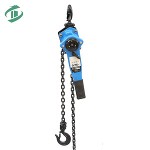 1.5 Ton Lever Block Chain Hoist Ratchet Type Come Along Puller 5FT Lifter 1-1/2