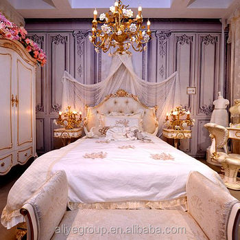 Wy116 New Luxury White Wooden Kids Bed Bedroom Furniture Teenager Girl Bed  Children Bedroom Furniture - Buy Kids Bed Bedroom Furniture,Children ...