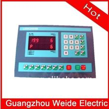 WEIDE CNC W8808D Bag making control system