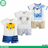 2017 Hot Sale Cotton Baby Romper Suit, Baby Wear, Newborn Baby Clothes