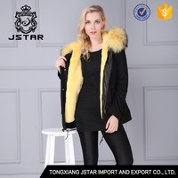Fashion uk winter fur collar coat have cheap faux fur for women