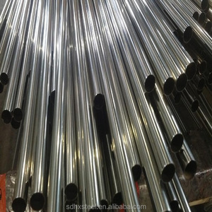 China hot selling Inox pipe 201 202 304 316 SS Seamless stainless steel Square/round Pipe price per kg