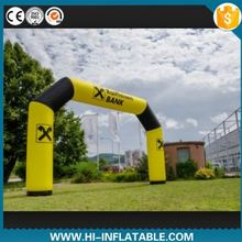 2016 best popular inflatable rainbow arch,inflatable tire advertising,inflatable arch rental