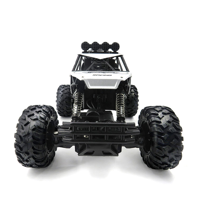 2. 6026E_Silver_2.4G_4WD_Off-Road_Buggy_Rc_Climbing_Car_Remote_Control_Alloy_Car
