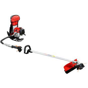 Backpack Gasoline Grass Cutting Machine 51 7cc Brush