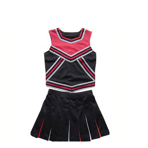 2018 high quality wholesale cheer uniforms cheerleading uniform