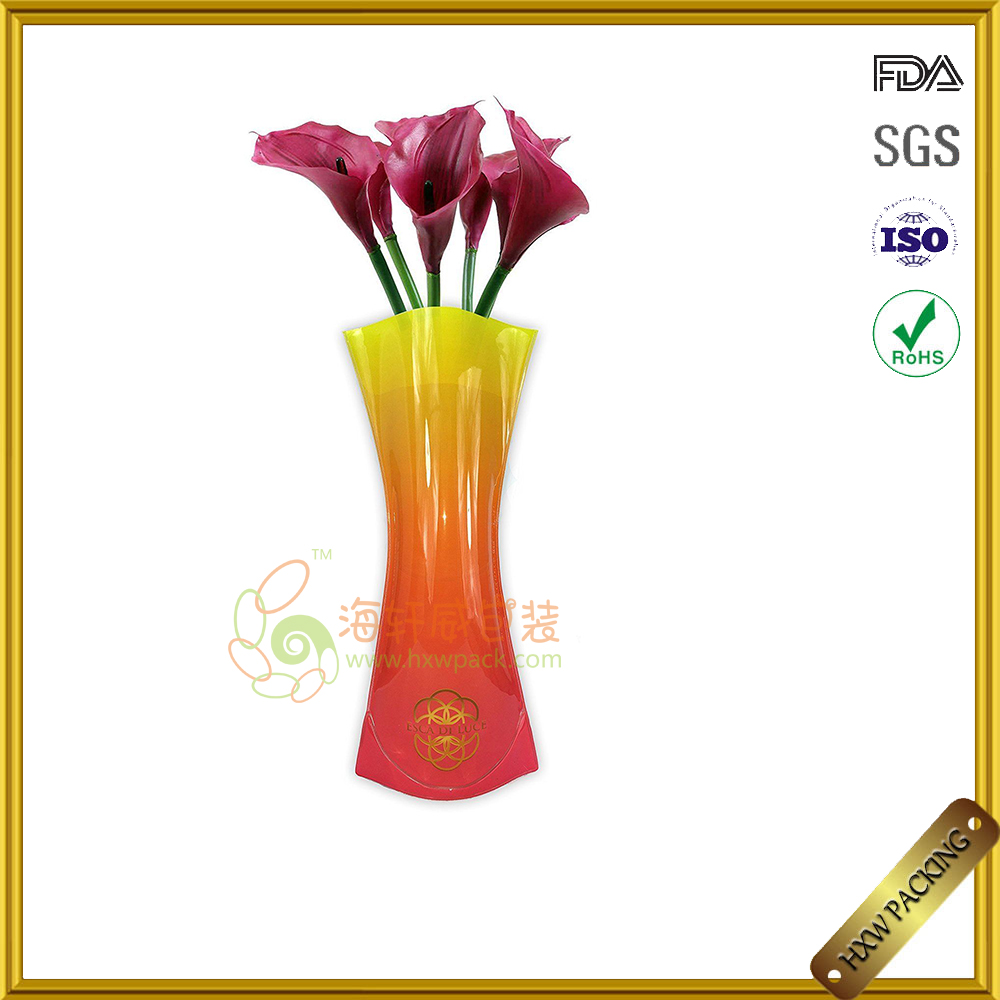 ReusableExpandable Foldable Plastic Vase Inserts for Fresh Flower Arrangements