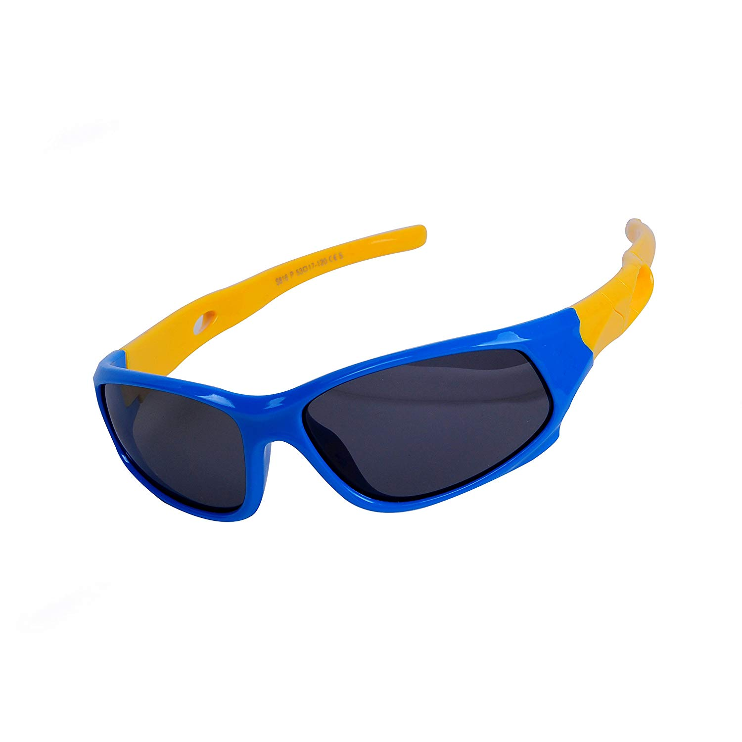 c2e99b23818 Get Quotations · Kids Sport Sunglasses for Boys Girls (3-12 years) Polarized  UV Protection +