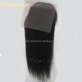 Half Head Wig,Indian Hair Weave Top Closure,