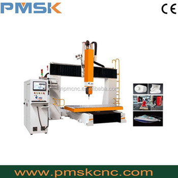 Atc 5 Axis Cnc Milling Machine For Sale Cnc Machine 5 Axis Pm 1325