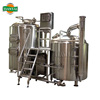 Beer Brewing system plans 2000lts brewery tank to brew beer