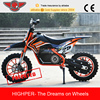 CE Approval 500W 36V Electric Mini Pit Bike for Kids (DB709E)