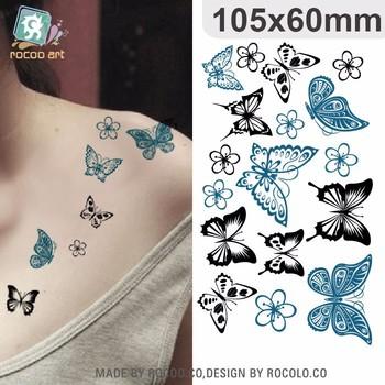 Hc03wholesale Fashionable Waterproof Temporary Shoulder Tattoo